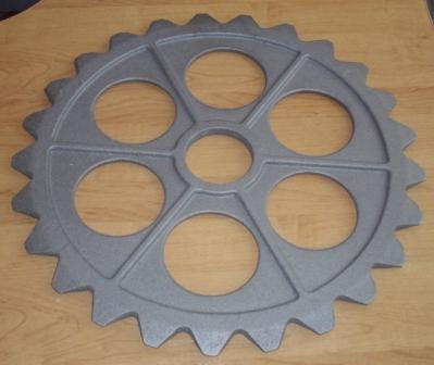 Components for farm machinery